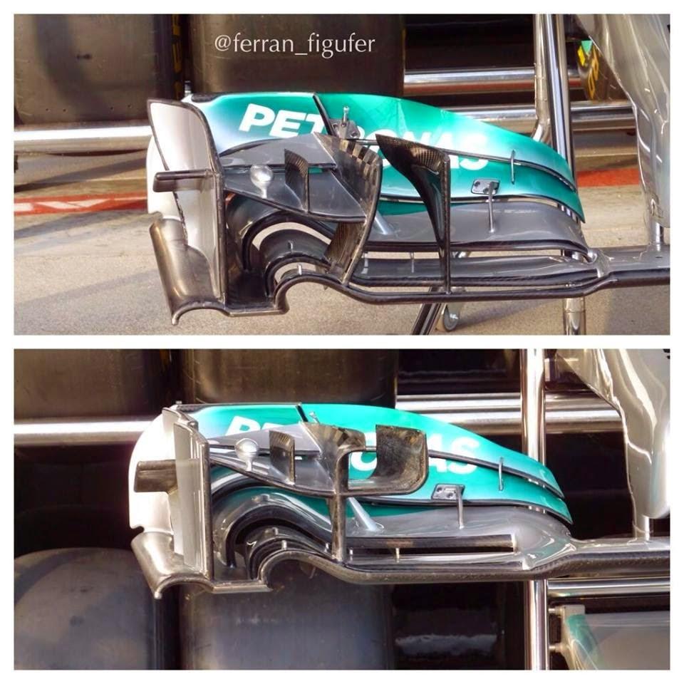 Ala <strong>Mercedes GP</strong> Australia