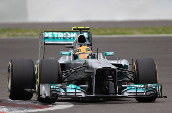 F1 GP Germania: la gara in diretta