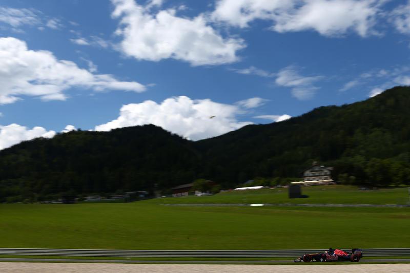 F1 Austria, Raikkonen