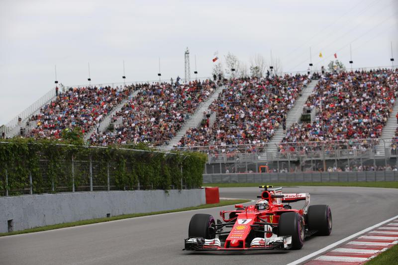 F1 GP Canada: Prove Libere 3 in Diretta (Live e Foto)