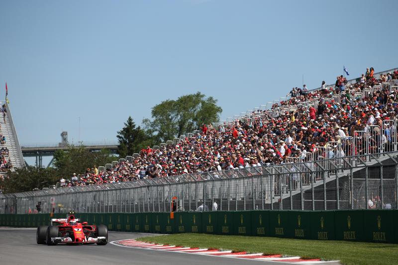 F1 GP Canada: La Gara in Diretta (Live e Foto)