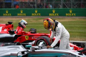 F1 GP Gran Bretagna: La Gara in Diretta (Foto e Live)
