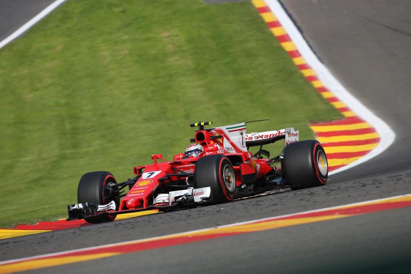 F1 GP Belgio: Prove Libere 2 in Diretta (Live e Foto)