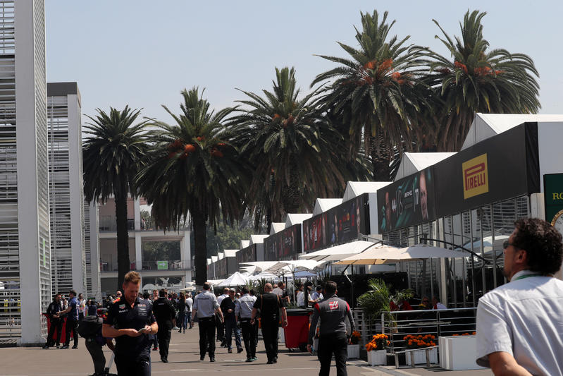 F1 GP Messico: Prove Libere 2 in Diretta (Live e Foto)