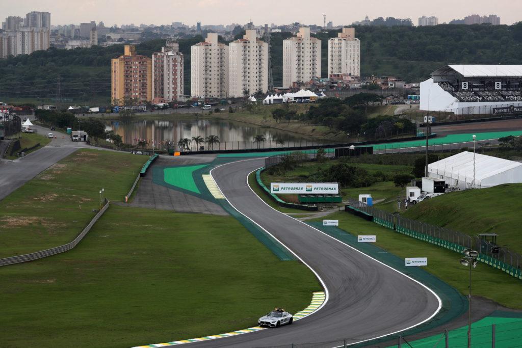 F1 GP Brasile: Prove Libere 1 in Diretta (Live e Foto)