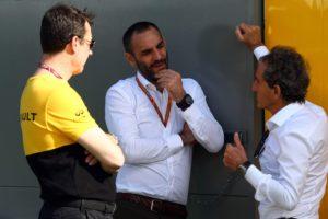 """F1   Abiteboul: """"Non si può continuare così, sappiamo il nome del campione del mondo prima di iniziare…"""""""