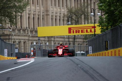 F1 GP Azerbaijan: prove libere 3 in diretta (live e foto)