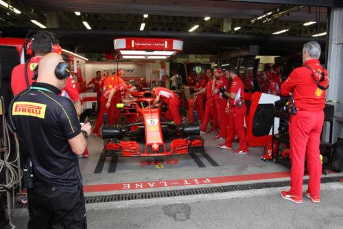F1 GP Azerbaijan: la gara in diretta (live e foto)