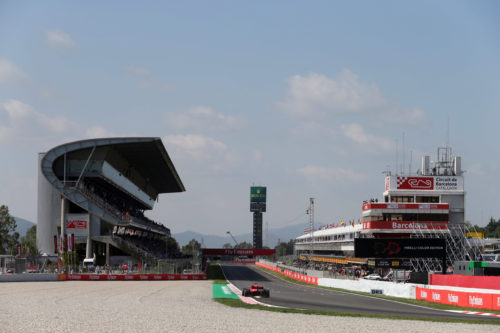 Gp Spagna 2018, Sebastian Vettel: