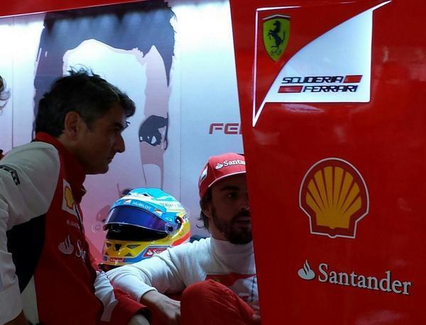 Mattiacci e Alonso