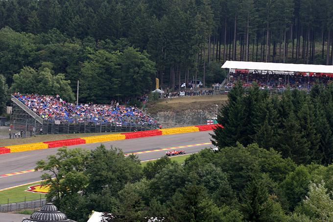 F1 GP Belgio 2013, Qualifiche in diretta