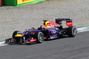 GP Italia: la gara in diretta