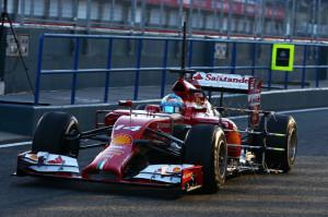 Test F1 Jerez: la terza giornata in Diretta (Foto e Live)