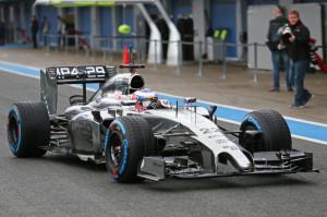 Test F1 a Jerez, seconda giornata in DIRETTA (LIVE e FOTO)