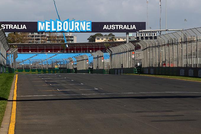 F1 GP Australia 2014, Prove Libere 1 in diretta
