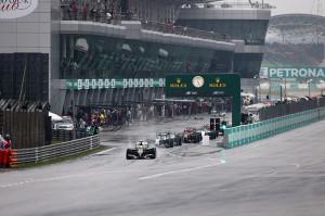 F1 GP Malesia: la gara in Diretta (Live e Foto)