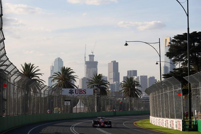 F1 GP Australia: Prove Libere 3 in diretta