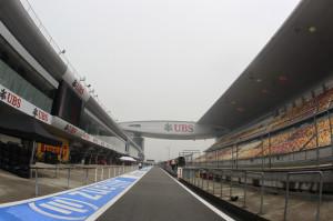 F1 GP Cina: Prove Libere 1 in Diretta (Live e Foto)