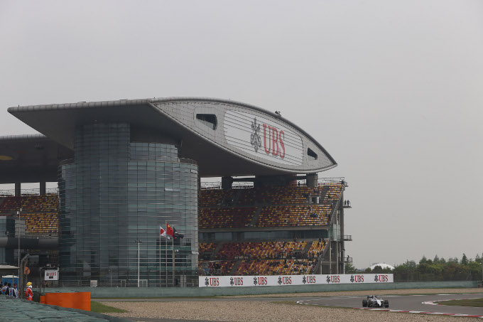 F1 GP Cina: Prove Libere 3 in Diretta (Foto e Live)