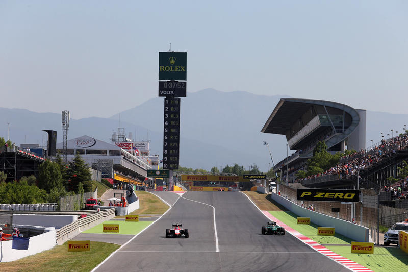 F1 GP Spagna: Prove Libere 2 in Diretta (Live e Foto)