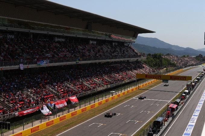 F1 GP Spagna Prove Libere 3 in Diretta (Live e Foto)