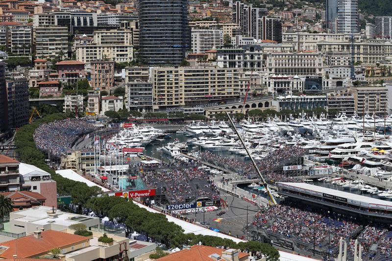F1 GP Monaco: la gara in Diretta (Foto e Live)