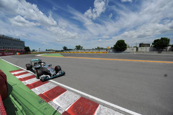 F1 GP Canada: la gara in Diretta (Foto e Live)