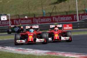 F1 GP Ungheria: Prove Libere 2 in Diretta (Foto e Live)