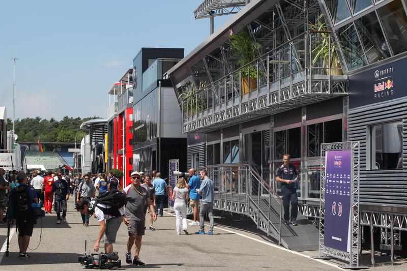 F1 GP Germania: Prove Libere 2 in Diretta (Foto e Live)