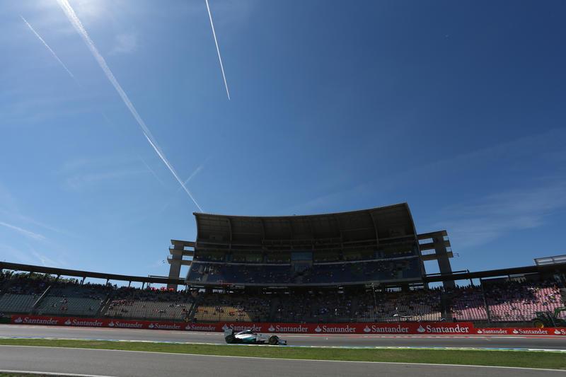 F1 GP Germania: Qualifiche in Diretta (Foto e Live)