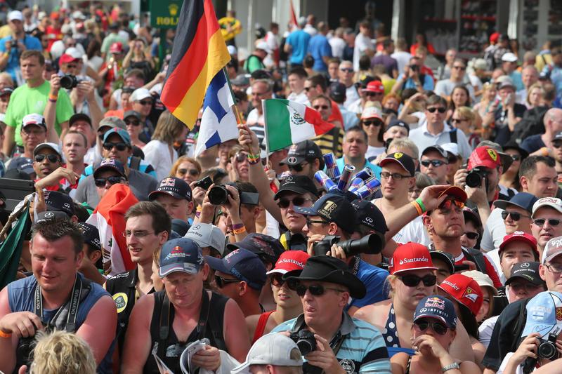 F1 GP Germania: la Gara in Diretta (Foto e Live)