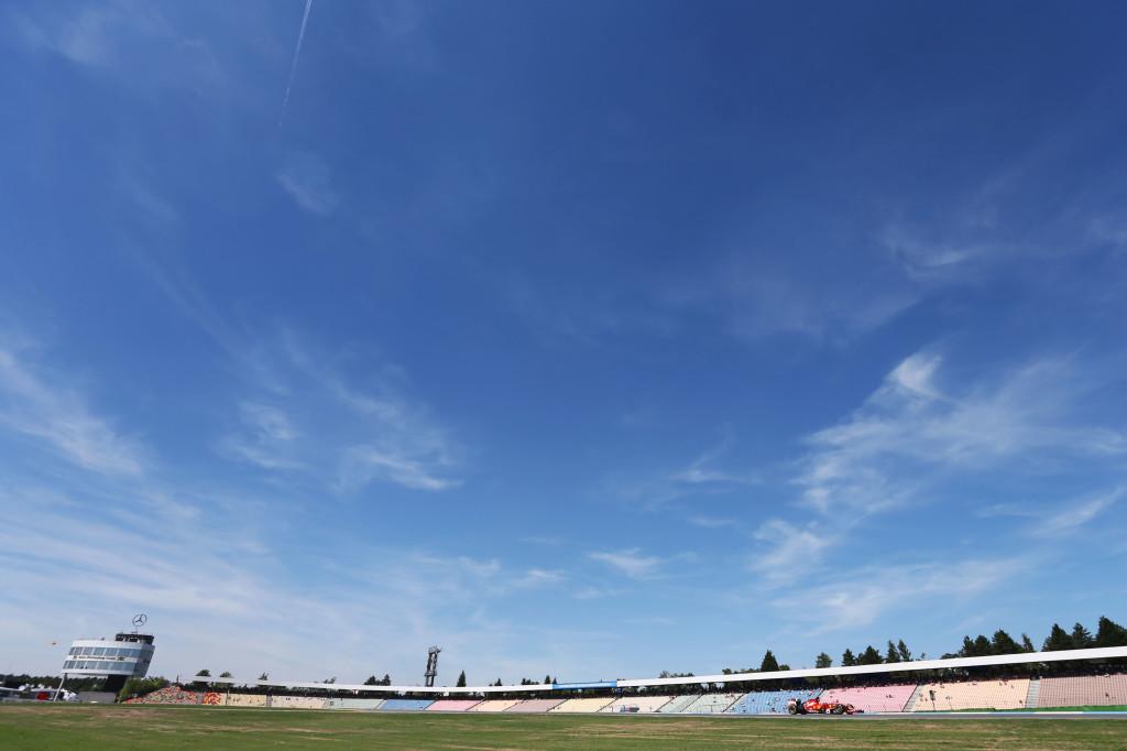 F1 GP Germania: Prove Libere 3 in Diretta (Foto e Live)