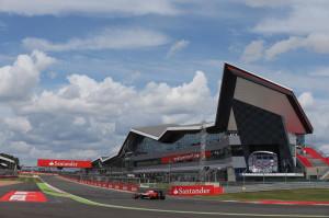 Test F1 Silverstone: la prima giornata in Diretta (Foto e Live)