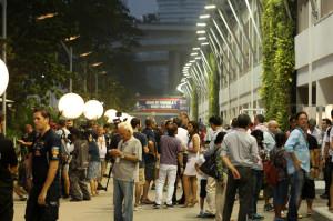 F1 GP Singapore: Prove Libere 2 in Diretta (Foto e Live)