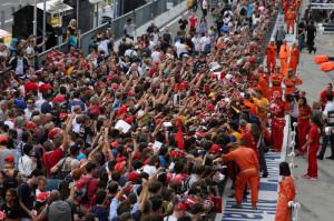 F1 GP Italia: Prove Libere 1 in Diretta (Foto e Live)