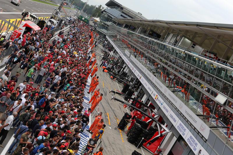 F1 GP Italia: Prove Libere 2 in Diretta (Foto e Live)