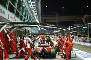 F1 GP Singapore: Prove Libere 3 in Diretta (Foto e Live)