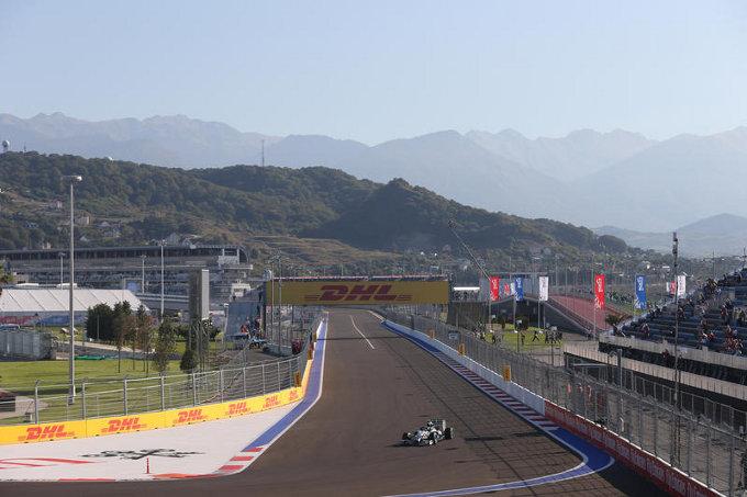 F1 GP Russia: Prove Libere 2 in Diretta (Foto e Live)
