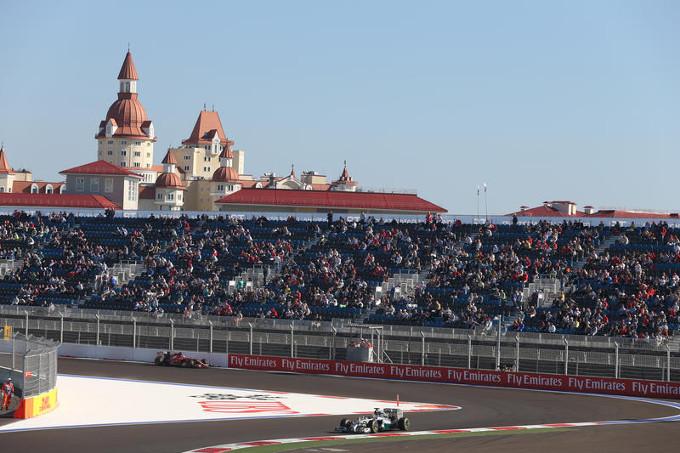 F1 GP Russia: Qualifiche in Diretta (Foto e Live)