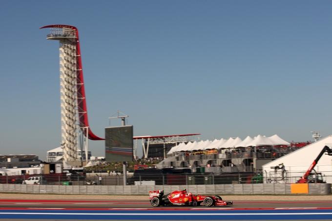 F1 GP USA: Prove Libere 2 in Diretta (Foto e Live)
