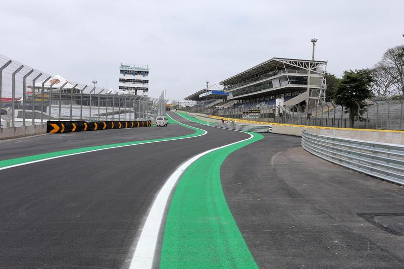 F1 GP Brasile: Prove Libere 1 in Diretta (Foto e Live)