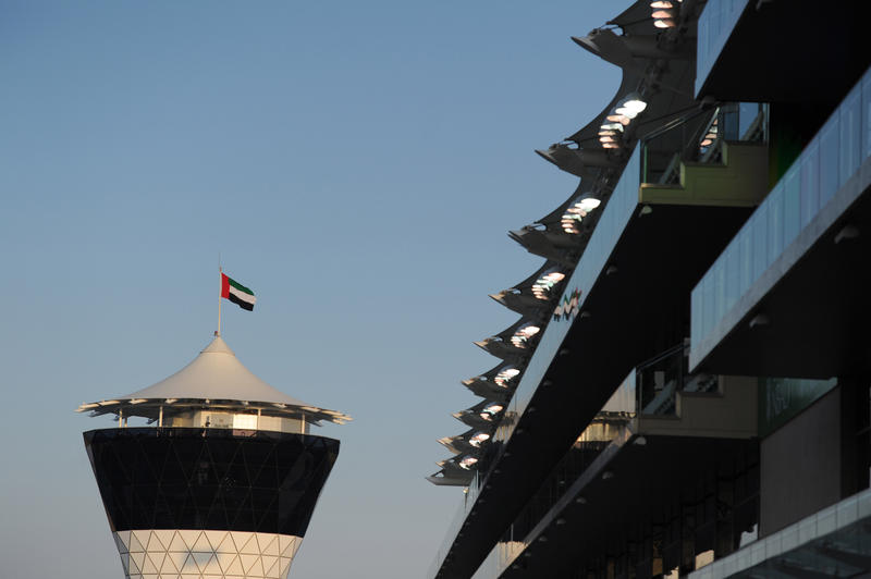 F1 GP Abu Dhabi: Prove Libere 1 in Diretta (Foto e Live)