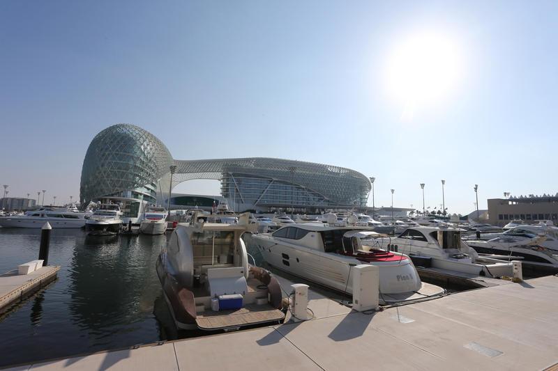 F1 GP Abu Dhabi: Prove Libere 2 in Diretta (Foto e Live)