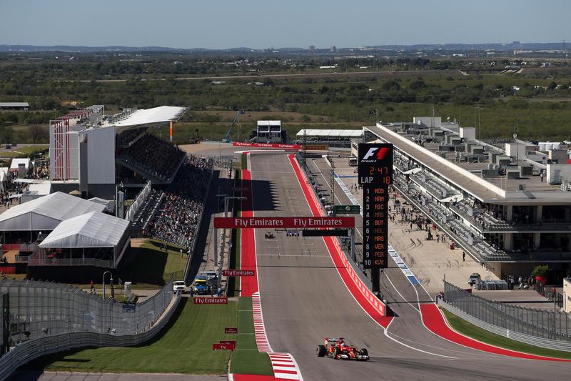 F1 GP USA: Prove Libere 3 in Diretta (Foto e Live)