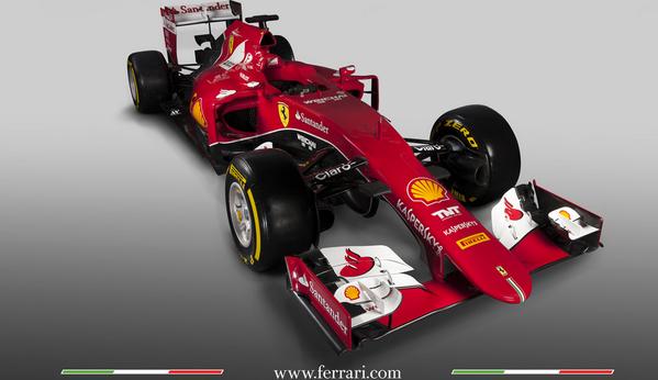 Ferrari SF15-T: la presentazione in Diretta (Foto LIVE e Video)