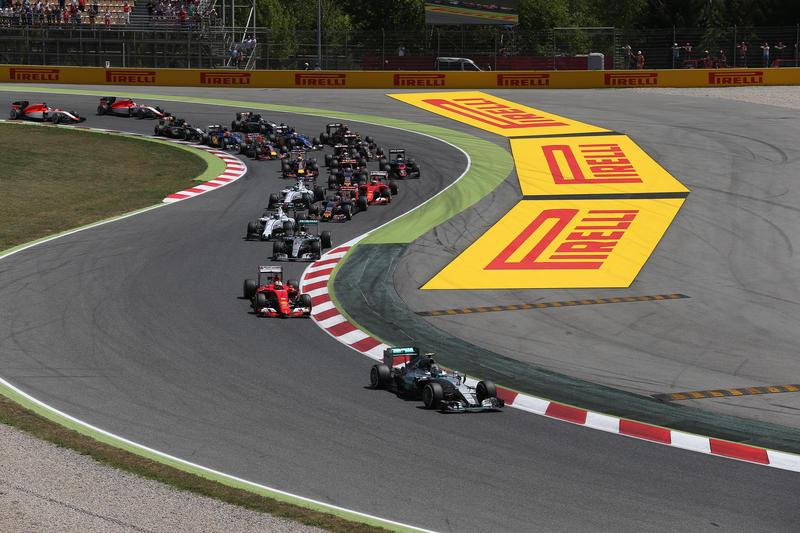 Test F1 Barcellona: la prima giornata in Diretta (Live e Foto)