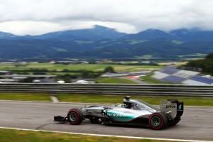 Test F1 Austria: la seconda giornata in Diretta (Live e Foto)