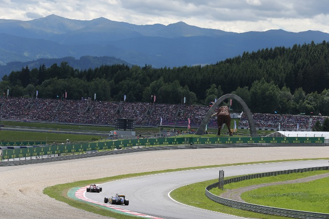F1 Test Austria: la prima giornata in Diretta (Foto e Live)