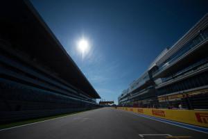 F1 GP Russia: Prove Libere 1 in Diretta (Live e Foto)
