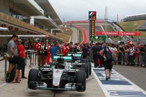 F1 GP Stati Uniti: Prove Libere 1 in Diretta (Live e Foto)